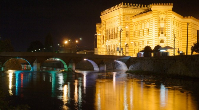 Ein Zusammentreffen von Künstlern aus der ganzen Welt – das International Festival Sarajevo Winter