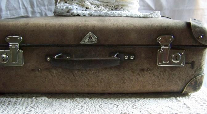 Koffer für Wochenendtrip