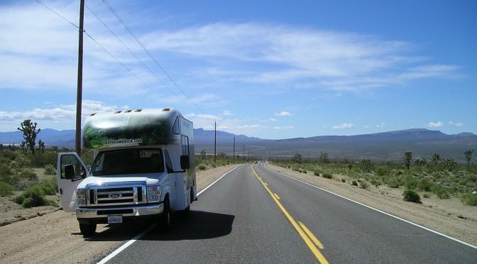 Mit dem Mietwagen quer durch die USA