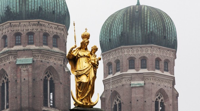 Sightseeing-Tour in München
