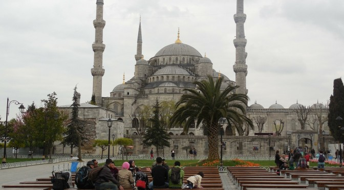 Istanbul: Ein aufregender Besuch in der Stadt am Bosporus