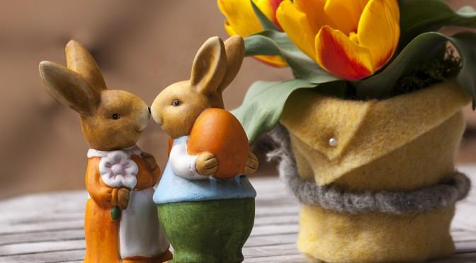 Osterfeuer, Osterhase und Co. – so wird Ostern in Deutschland gefeiert