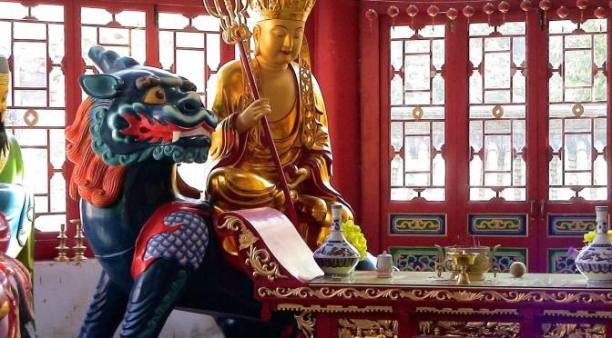 Reisen quer durch China