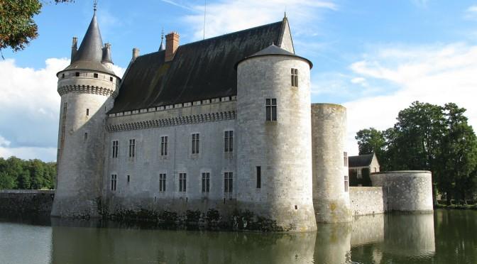 Urlaub in einem Schloss