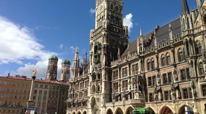 München als Stadt einmal ganz anders erleben