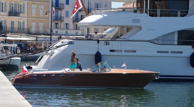 Urlaub in St. Tropez – die südfranzösische Hafenstadt ist ein Mekka der Stars