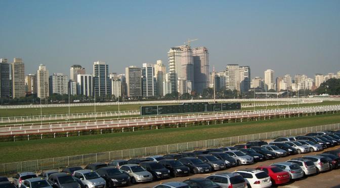 Sao Paulo in Brasilien – eine der größten Städte der Erde