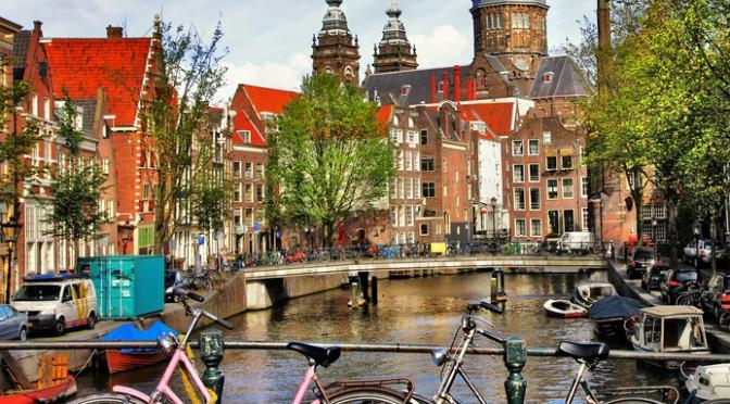 Fahrradstadt Amsterdam