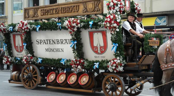 Kocherlball in München