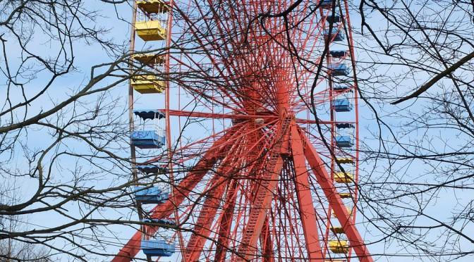 Der Berliner Spreepark – der fast vergessene Freizeitpark