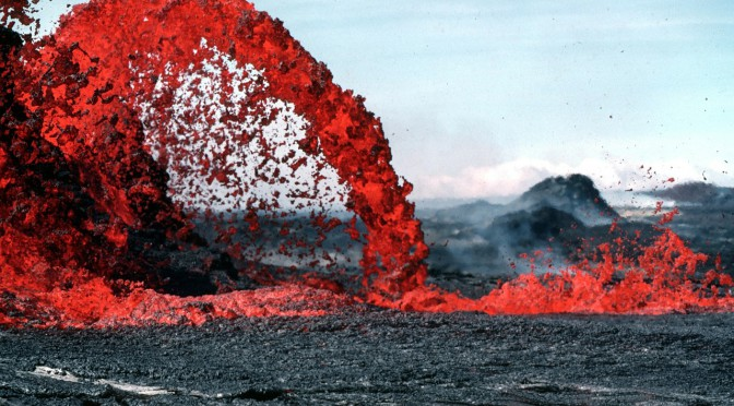 Der norwegische Beerenberg – der nördlichste Vulkan der Erde