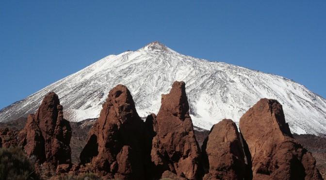 Der höchste Vulkan in ganz Europa – der Pico del Teide