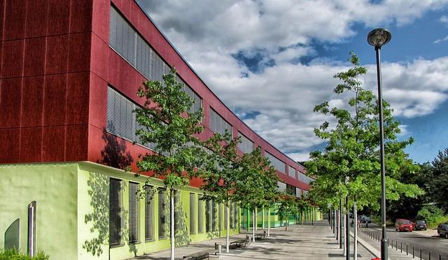 Ein Hundertwasser par Excellence – die Waldspirale in Darmstadt