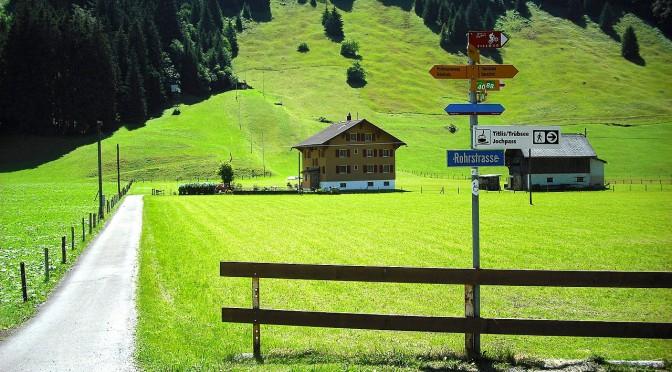 Groß-Titlis-Schanze – die bekannte Skisprungschanze im schweizerischen Engelberg