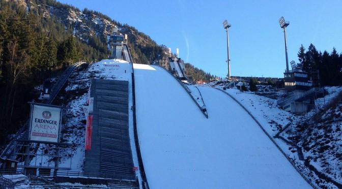 Skisprungschanze Trondheim