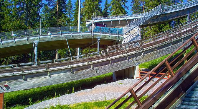 Puijo-Schanze in Kuopio – Eine der ältesten Anlagen der Welt