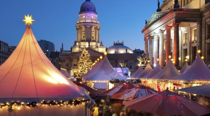 WeihnachtsZauber am Gendarmenmarkt
