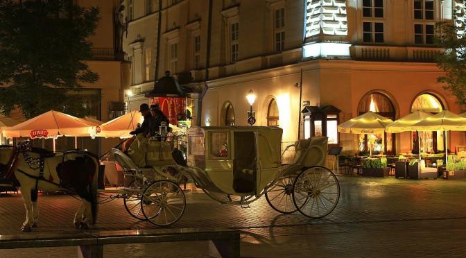 Der Weihnachtsmarkt von Krakau