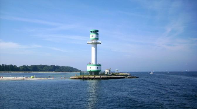 Der Leuchtturm Kiel