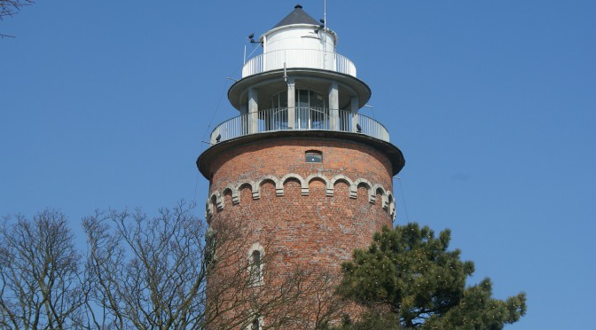Der Leuchtturm Kolberg