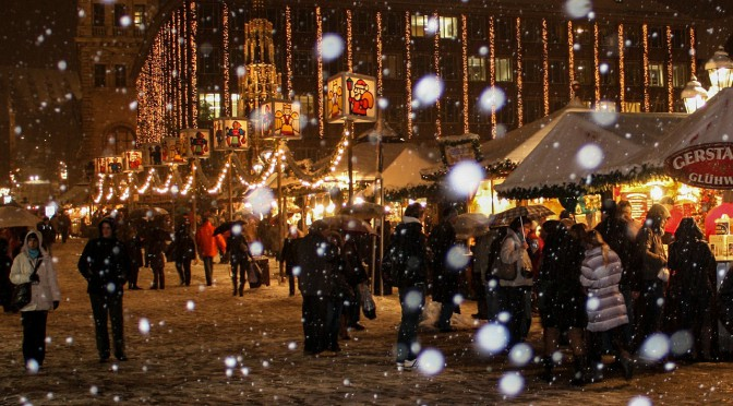 Nürnberger Christkindlesmarkt – einer der schönsten Weihnachtsmärkte Deutschlands
