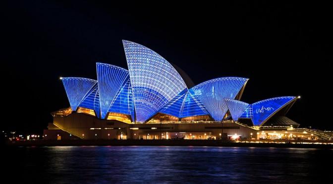 Die Millionenmetropole Sydney – ein weiterer Austragungsort der Australian Open