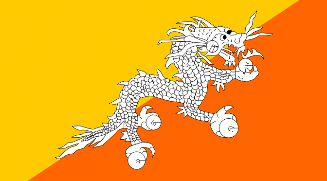 Bhutan – Das Land des Donnerdrachens erkunden