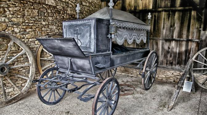 Museum der Leichenwagen in Barcelona – Eines der skurrilsten Museen der Welt