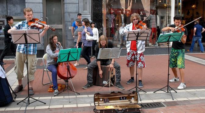 Fête de la Musique in Berlin – Ein buntes Musikfest mit einer langen Tradition
